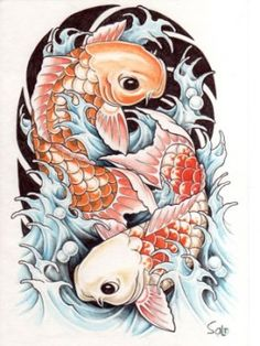 Different Types of Japanese Tattoo Designs - AllCoolTattoos.Com