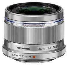 Olympus 25mm f1.8 Interchangeable Lens  – International Version (No Warranty)  http://www.lookatcamera.com/olympus-25mm-f1-8-interchangeable-lens-international-version-no-warranty-2/