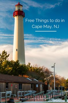 Free Things to do in Cape May, New Jersey - Free Things to do in Cape May, New Jersey with Kids