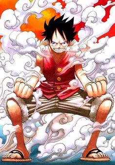 One Piece Manga Poster