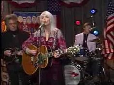 """EMMYLOU HARRIS PERFORMING """"ONE OF THESE DAYS"""" ON THE MARTY STUART SHOW"""