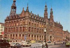 Former General Postoffice Nieuwezijds Voorburgwal Amsterdam Amsterdam City Centre, Amsterdam Holland, New Amsterdam, Royal Palace, Case, Palaces, Shopping Mall, Barcelona Cathedral, Dutch