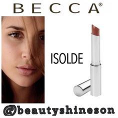 Becca Ultimate Matte Color Lipstick - Isolde Becca Ultimate Matte Lip Color in Isolde (nude mauve). This hydrating formula glides on & stays in place. Wax-free & enriched with Vit.E & emollients, it imparts a creamy matte finish that won't dry lips. A Beautiful Nude Mauve. BNIB. Never used or swatched. 100% Authentic. No Trades. ✨Note: All products are free from detectable defects by me unless otherwise stated in the description. All products are sold as is & without refunds or returns.✨…