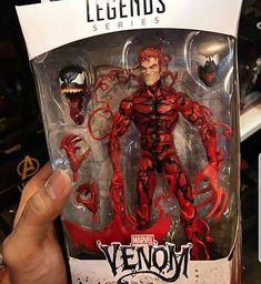 Thank you @ziggy_acba for notifying of the venom wave packaging!!! Loving the contrast of white! And that carnage figure!!!  Photo cred: @socal_collector3529  #hulk #picsart #spiderman #ironman #blackpanther #deadpool #venom #thor #toyartistry #avengers #toyslagram #toystagram #toyspotcollector #geek #toyphotography #figurephotography #acba #edit #avengersinfinitywar #captainamerica #toycrewbuddies #nerd #toycommunity #iphonephotography #hottoyscollectibles #toy #toycollection #marvel…