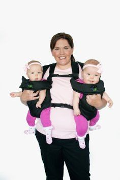 Amazon.com: Stuff 4 Multiples TwinTrexx 2 Twin Baby Carrier, Black: Baby $149.99 Best. Twin. Carrier. Ever.