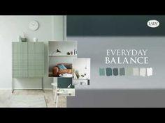 Se fargene til temaet Everyday Balance fra Jotuns Lady Balance fargekart.