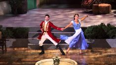 Ginger & Val's Foxtrot - Dancing with the Stars My second favorite dance of Week 4, Disney Week