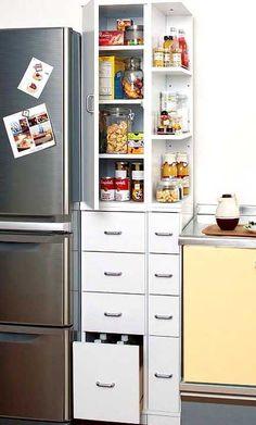 практичные идеи хранения на кухне