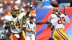 The Washington Redskins may have missed the playoffs, but there's still a reason for fans to celebrate. You can meet former players Gary Clark and Santana Moss at the NBC4 Health and Fitness Expo!