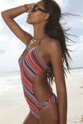June Catalog | Roxy Wild Escape One-Piece | Nordstrom