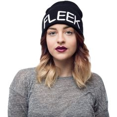66e84499c18 Brand New Quality Embroidered. On Fleek Hat. On Fleek Beanie. Shop For More  On Fleek Hats Now.