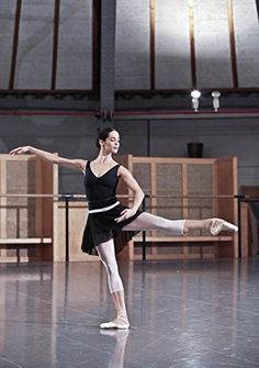 Ballet Class with Amandine Albisson, etoile of Paris Opera Ballet, Andrey Klemm - Professeur du Ballet de l'Opéra national de Paris and pianist Sylvain Durand.