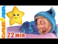 ❤ Lullabies for Babies   Nursery Rhymes & Lullabies   Baby Songs & Lullabies from Dave and Ava ❤ - YouTube