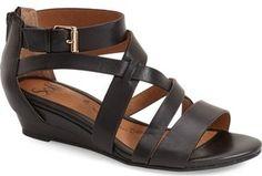 Söfft 'Rianna' Wedge Sandal (Women) #wedge