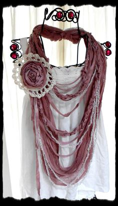 Bohemian Necklace by True Rebel Clothing