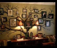 Family tree - love this!