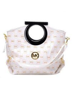Michael Kors Handbags Sale Leather Clutches White