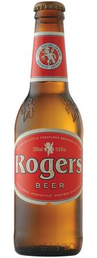 Rogers Beer - A Little Creatures Ale. This is a easy to drink beer with a nice flavoursome but light taste to it.