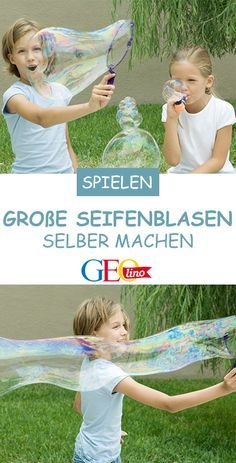 Seifenblasen selber machen – so geht's! Soap bubbles are always fascinating – especially when they are huge! How you can make giant soap bubbles yourself, we'll tell you. Pool Party Kids, Mermaid Kids, Paint Your House, Homemade Soap Recipes, Soap Bubbles, Cold Process Soap, Home Made Soap, Soap Making, Party Planning