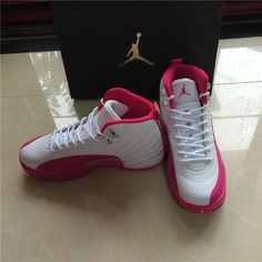 cheap for discount 56810 d8770 aj 12 GS Dynamic Pink Valentine s Day