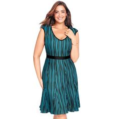 Textured Fit And Flare Dress | Avon  Shop Mother's Day Gift Ideas at http://stylewithtaren.avonrepresentative.com/