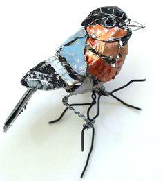 Bullfinch by Barbara Franc
