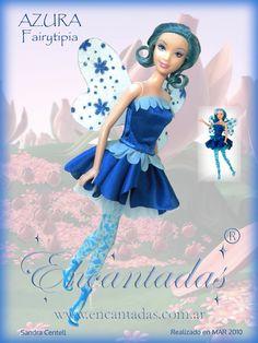 Azura Fairytopia by Encantadas.deviantart.com on @DeviantArt