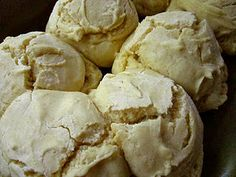 Gluten and Dairy Free Biscuits- if these could taste like Braums biscuits and gravy the world would be right again!