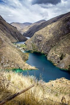 Over christmas while I was visiting and travelling with family, we took an alternative Huancayo -> Lima route so we could drive through this gorgeous National Park - Reserva Paisajistica  Nor-Yauyos - in the Central Highlands of Peru. The views were stunning!