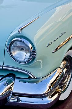 1954 Lincoln Capri Headlight by Jill Reger 1954 Lincoln Capri Headlight Photograph – 1954 Lincoln Capri Headlight Fine Art Print Light Blue Aesthetic, Orange Aesthetic, Retro Aesthetic, Cars Vintage, Retro Cars, Ford Gt, Volvo, Capri, Camper Renovation