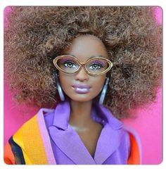 Negras são muito bonecas !