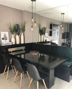 [New] The 10 Best Home Decor Ideas Today (with Pictures) Kitchen Room Design, Home Room Design, Home Design Decor, Dining Room Design, Home Decor Kitchen, Kitchen Interior, Interior Design Living Room, Dining Area, Decorating Kitchen