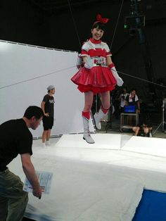 笑の画像 | ももいろクローバーZ 百田夏菜子 オフィシャルブログ 「でこちゃん日記…