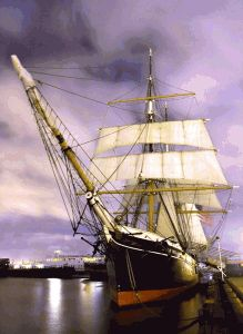 Maritime paranormal convention in San Diego, CA