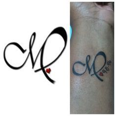 First tattoo #virgo                                                                                                                                                      More