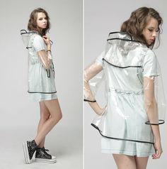 Le Blog de Sushi: Lust list: Transparent raincoat