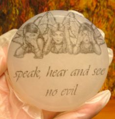 No Evil Fairies Transparent Soap 4oz. Starting at $5 on Tophatter.com!