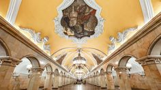 80 years ago Moscow metro got its first half a million visitors. Moscow Metro was opened on May This year Moscow will hold massive celebrations devoted to 70 Years of Great Victory … Continue Moscow Tours, Moscow Metro, St Basils Cathedral, St Basil's, Metro Station, Day Tours, Fun Facts, Old Things, Pictures