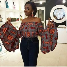 Unique Ankara styles designed for 2017 has been compiled for your beautiful and dashing look. Ankara fabric has varieties in terms of quality, African Fashion Designers, African Inspired Fashion, African Men Fashion, Africa Fashion, Ankara Fashion, African Beauty, Latest African Styles, Unique Ankara Styles, African Print Dresses