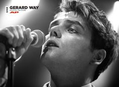 Gerard Way // AP 318 poster