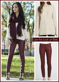 Get the Look at Blink!