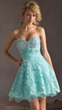 Mori Lee ~ Sticks & Stones Lace Cocktail Dress