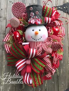 In this DIY tutorial, we will show you how to make Christmas decorations for your home. The video consists of 23 Christmas craft ideas. Christmas Wreaths For Front Door, Christmas Swags, Holiday Wreaths, Holiday Crafts, Christmas Crafts, Christmas Christmas, Whimsical Christmas, Classic Christmas Decorations, Xmas Decorations