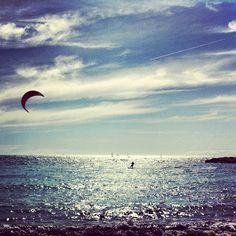 Kite-surf time