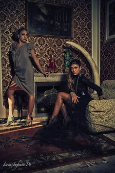 PH: Luca Iafrate Ph Model: Diletta Minna Valentina Laurenti MUA: Maria Federica Rotondi Hair Stylst: Alessia Rotondi