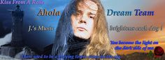 Dedicated to the first song I ever heard J. Ahola perform with the Northern Kings , Kiss from a Rose , edited with Photoshop