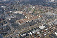 Battlefield Mall - Wikipedia Midland Park, Birch Run, Missouri State University, Springfield Missouri, Small Town Girl, Orlando Florida, Real Estate Investing, New Hampshire, Orlando