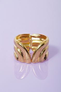 Golden Wing Cuff