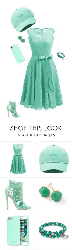 """""""Mint Green"""" by dani-wilken on Polyvore featuring Vans, Privileged, Ippolita, Laut and Alex and Ani"""