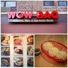 Wow Bao is now open in Lakeview @ 2806 N. Clark St., 773-433-5333, making it Lettuce Entertain You's fifth location. This is indeed a must try! http://www.wowbao.com/ #chicagoeats #resturantblogs #chicagofoodies